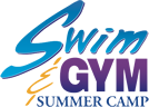Swim Gym Camp Logo
